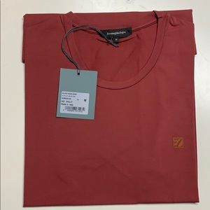T shirt 56% co 34% pl chilly color